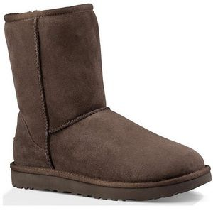 Ugg Classic Short Brown, Size 5